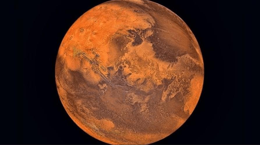 👀 Hoy Marte estará en su punto mas cercano a la tierra
