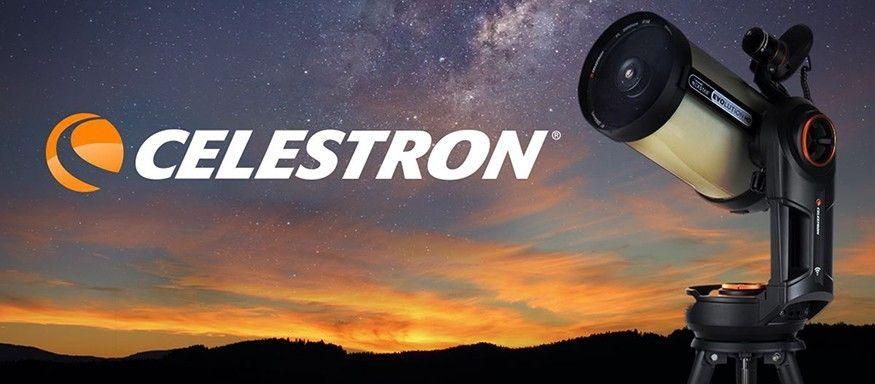 🎖 Telescopios Celestron, la Vanguardia en Telescopios