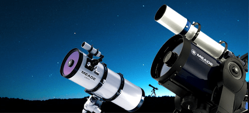telescopios meade