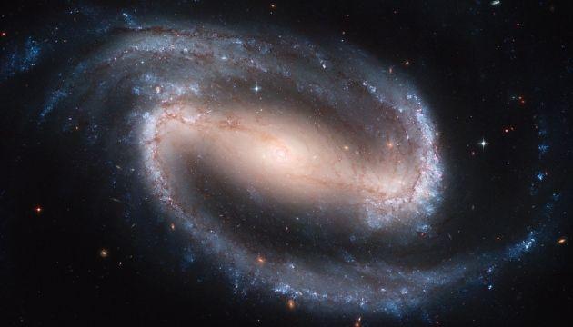 NGC1300 Spiral Galaxy