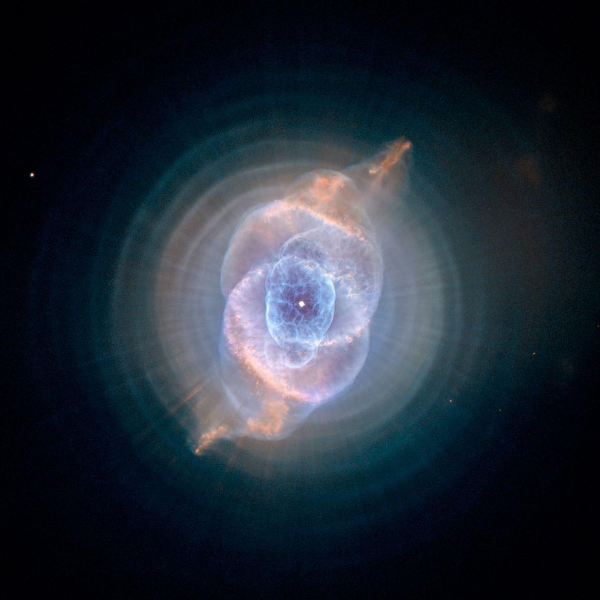 Las Imágenes Más Especiales Captadas por el Telescopio Hubble