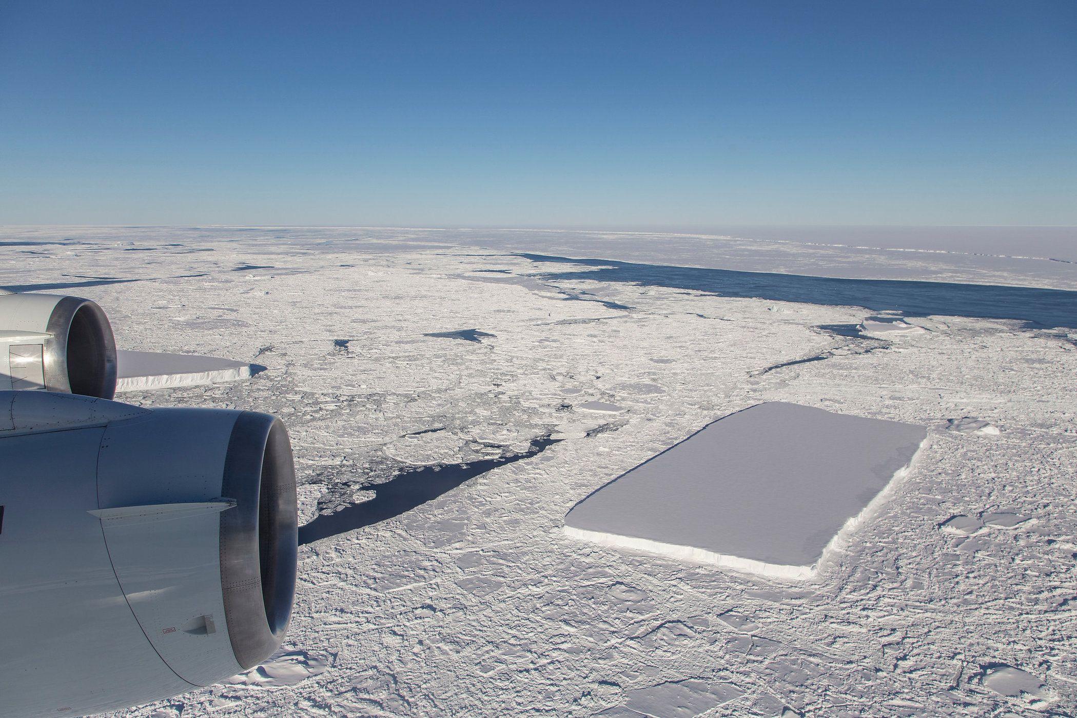 🌍 Las Caprichosas Formas que la Naturaleza da a los Icebergs