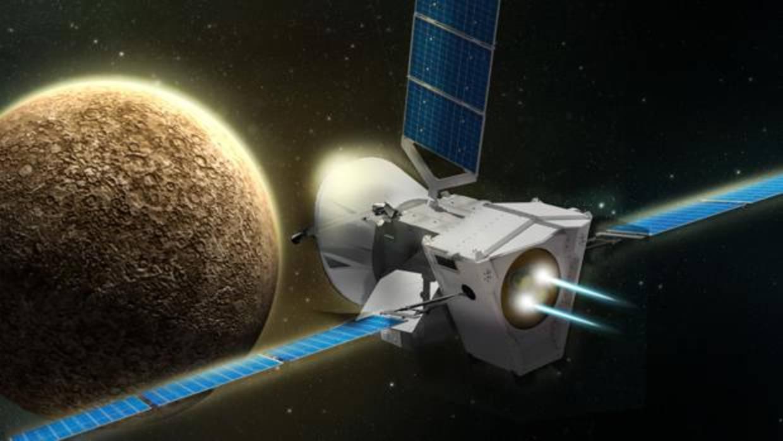 🗼 La agencia espacial europea, viaja a Mercurio, muy pronto