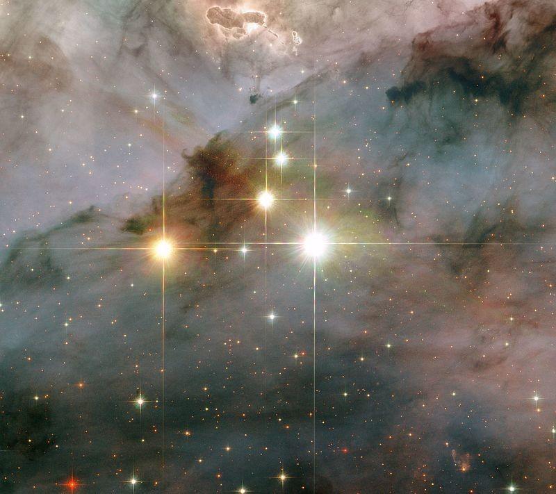 🎇 La Nasa descubre una estrella, muchísimo más brillanate que el Sol