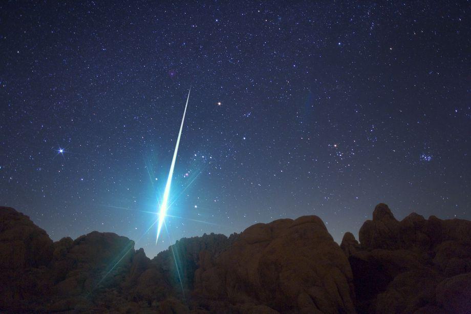✨ Gemínidas 2018, Descubre todo sobre la mayor lluvia de meteoritos