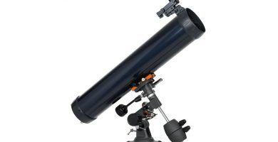 telescopio celestron astro master