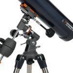 Celestron AstroMaster 76EQ 35x y montura