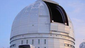 telescopio Bolshoi Teleskop Azimutalnyi