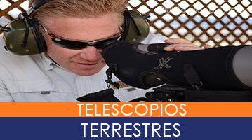 Cluster telescopios terrestres
