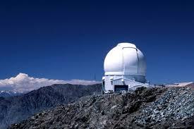 telescopio infrarrojo Soar