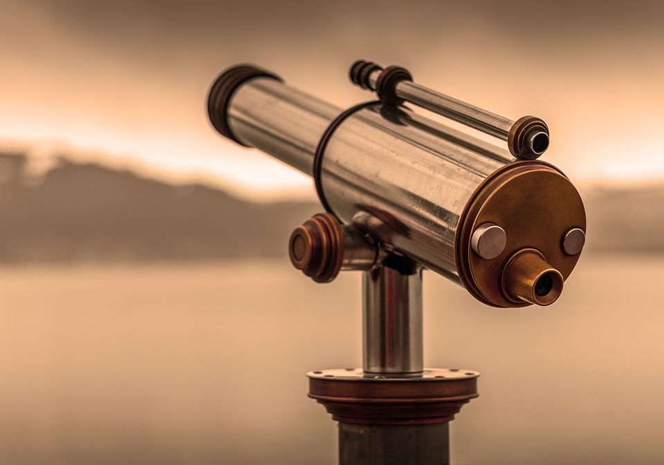 Disfrutamos del Telescopio
