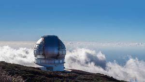 telescopio terrestre canarias
