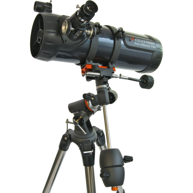 Telescopio Celestron AstroMaster 114 EQ