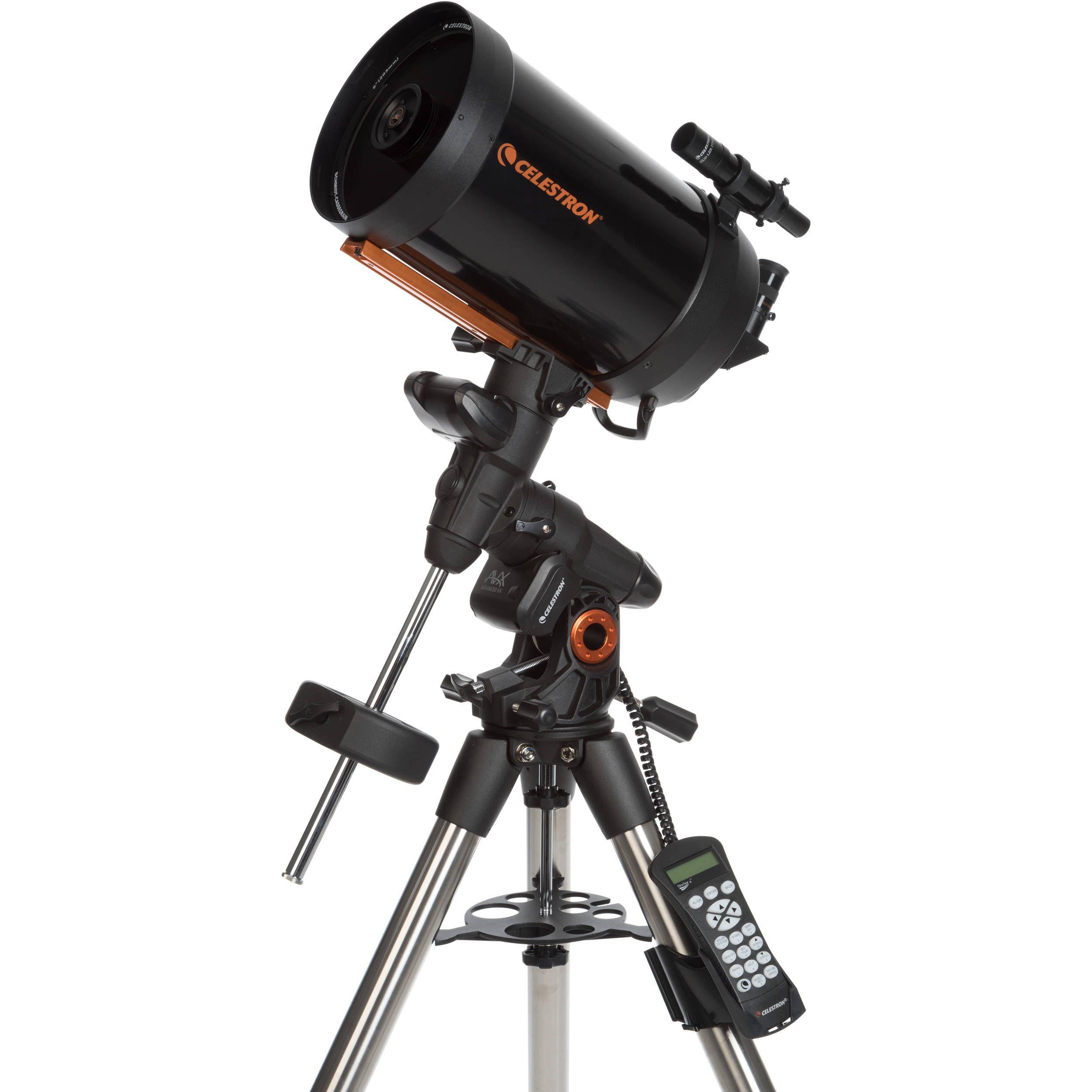 Telescopio Celestron Advanced VX Schmidt-Cassegrain