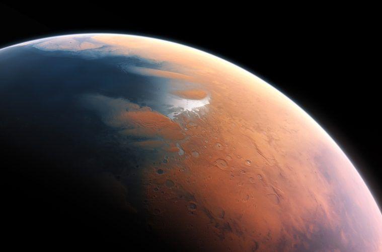 Marte, ocean 1