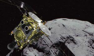 Un-robot-japonés-es-el-primero-en-aterrizar-en-un-asteroide-en-movimiento