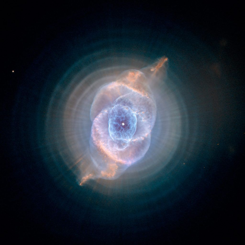 Hubble galaxia