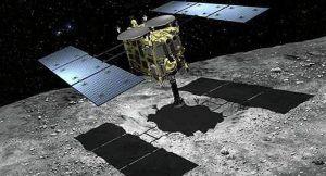 robots japon asteroide