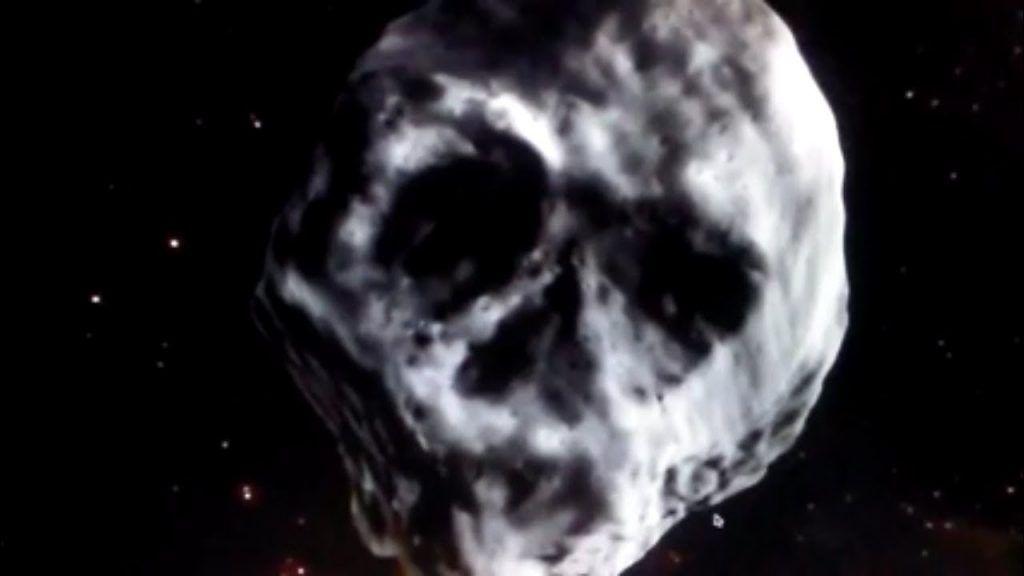 asteroide skull