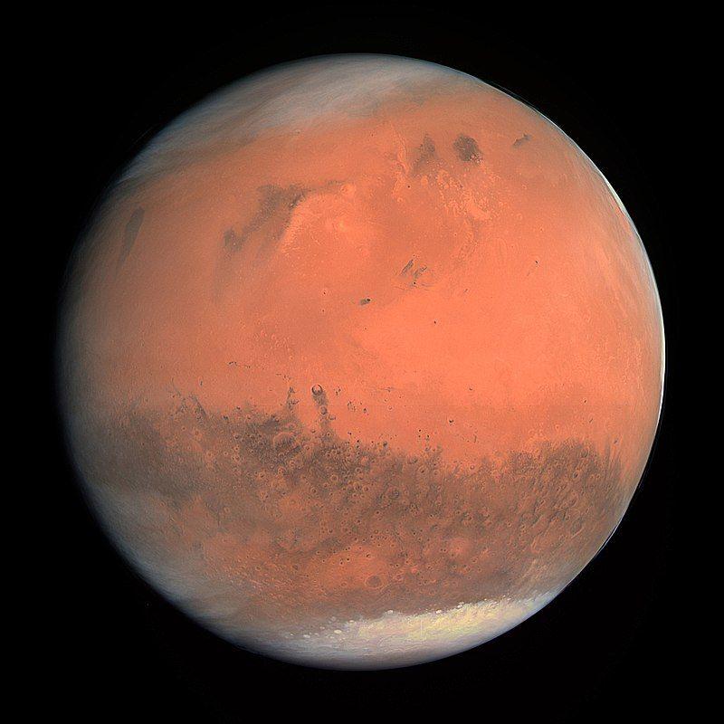 photo-Mars
