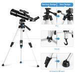 telescopio Intey 70 mm ventajas