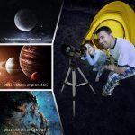 telescopio Intey 70 mm