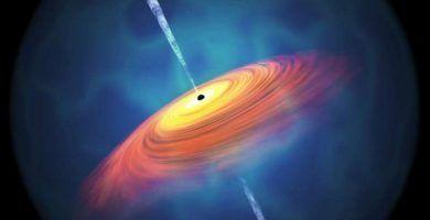 Astrómos hallan 83 agujeros negros