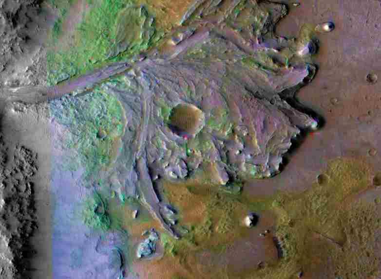 Los ríos en Marte pudieron haber sido mas grandes que los de la Tierra