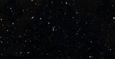 Foto del Hubble de 265.000 galaxias