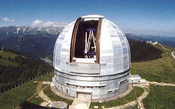 Telescopios Bolshoi