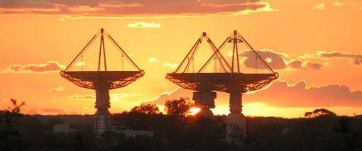 Observatorio Telescopico askap Australia
