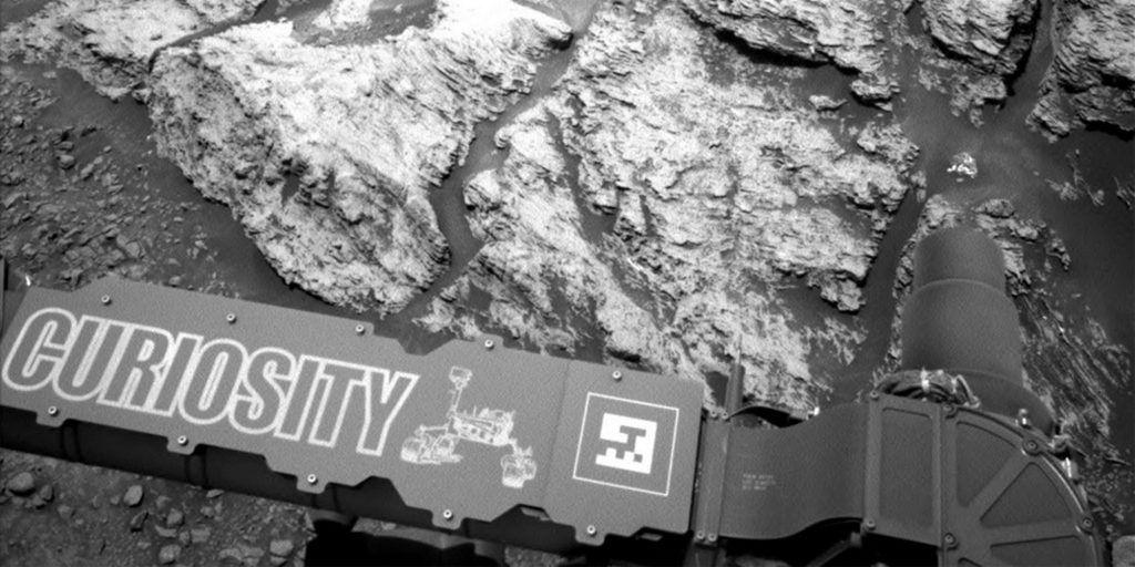 el mars curiosity descubre niveles muy altos de metano en marte