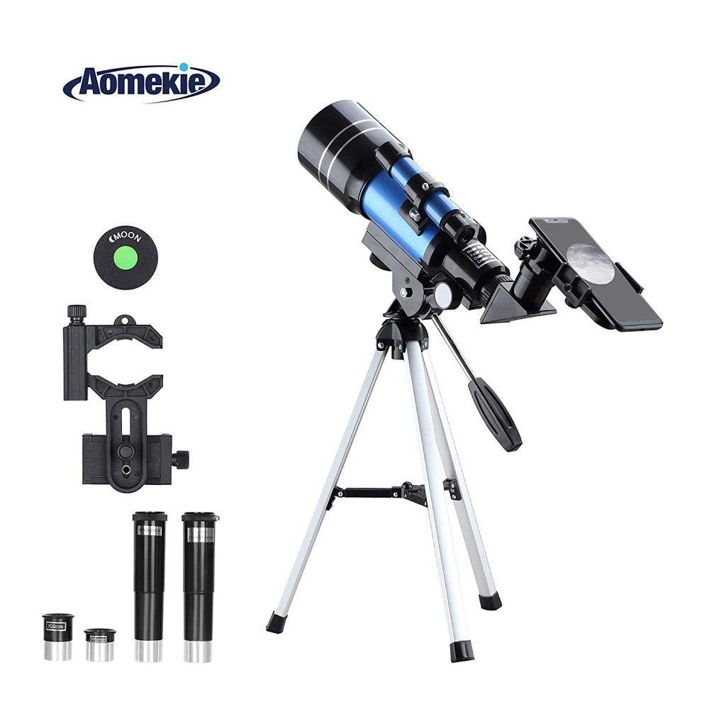 telescopio para niños Aomekie