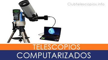 Cluster telescopios computarizados