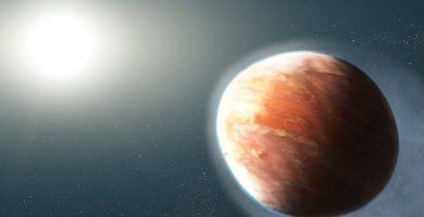 Exoplaneta ovalado WASP-121