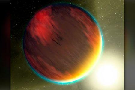 exoplaneta alternativo a la tierra