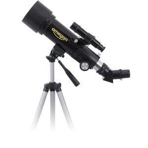 telescopio solar Omegon AC 70-400 Solar