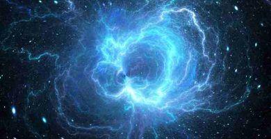 ondas de radio espaciales