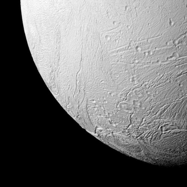 Satélite de saturno Encélado