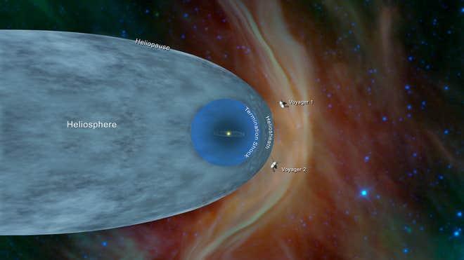 voyager 2 interstelar