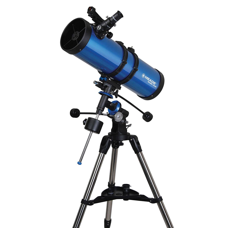 Telescopio Meade Polaris 130