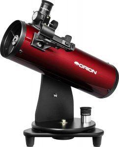 Telescopio atronomico Orion Telescopio Reflector SkyScanner 10012