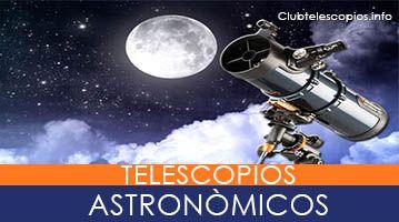 Mejor Telescopio Astronómico 【 Guía 2020 】