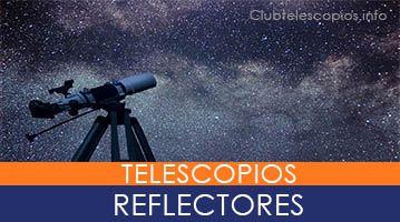 cluster telescopios reflectores