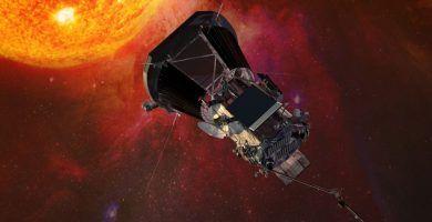 sonda solar parker cerca del sol