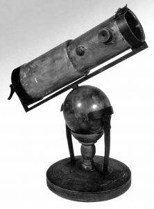 telescopio de Newton