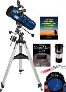 telescopio reflector Orion Star Blast II 4.5 EQ