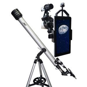 telescopio refractor star commander 900-600