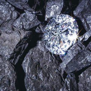 Diamante tallado