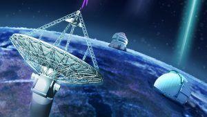 Llegan a la tierra señales de radio desde 500 millones de kilómetros
